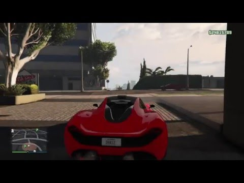 GRAND THEFT AUTO V - How to Remove Crew Emblem From Cars!