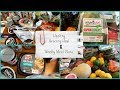 Healthy Grocery Haul #70 | Weekly Meal Plans | Weight Watcher Smart Points