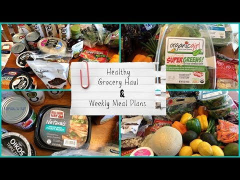healthy-grocery-haul-#70-|-weekly-meal-plans-|-weight-watcher-smart-points