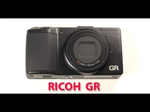 Ricoh GR review - DSLR quality APS-C sensor in your pocket