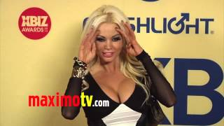 Nikita Von James 2013 XBIZ Awards Red Carpet Arrivals