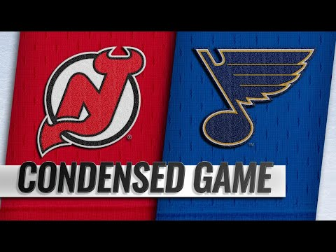 02/12/19 Condensed Game: Devils @ Blues