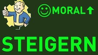 Moral der Siedlung Erhhen Fallout 4