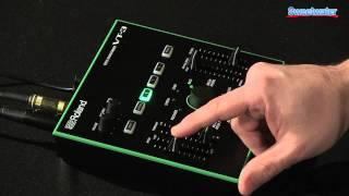 Roland AIRA VT-3 Vocal Transformer Demo - Sweetwater Sound