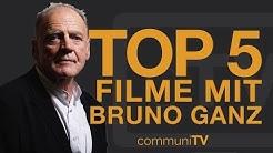 TOP 5: Bruno Ganz Filme