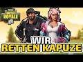 Wir retten Kapuze ♠ Fortnite Battle Royale ♠ Deutsch German Dhalucard