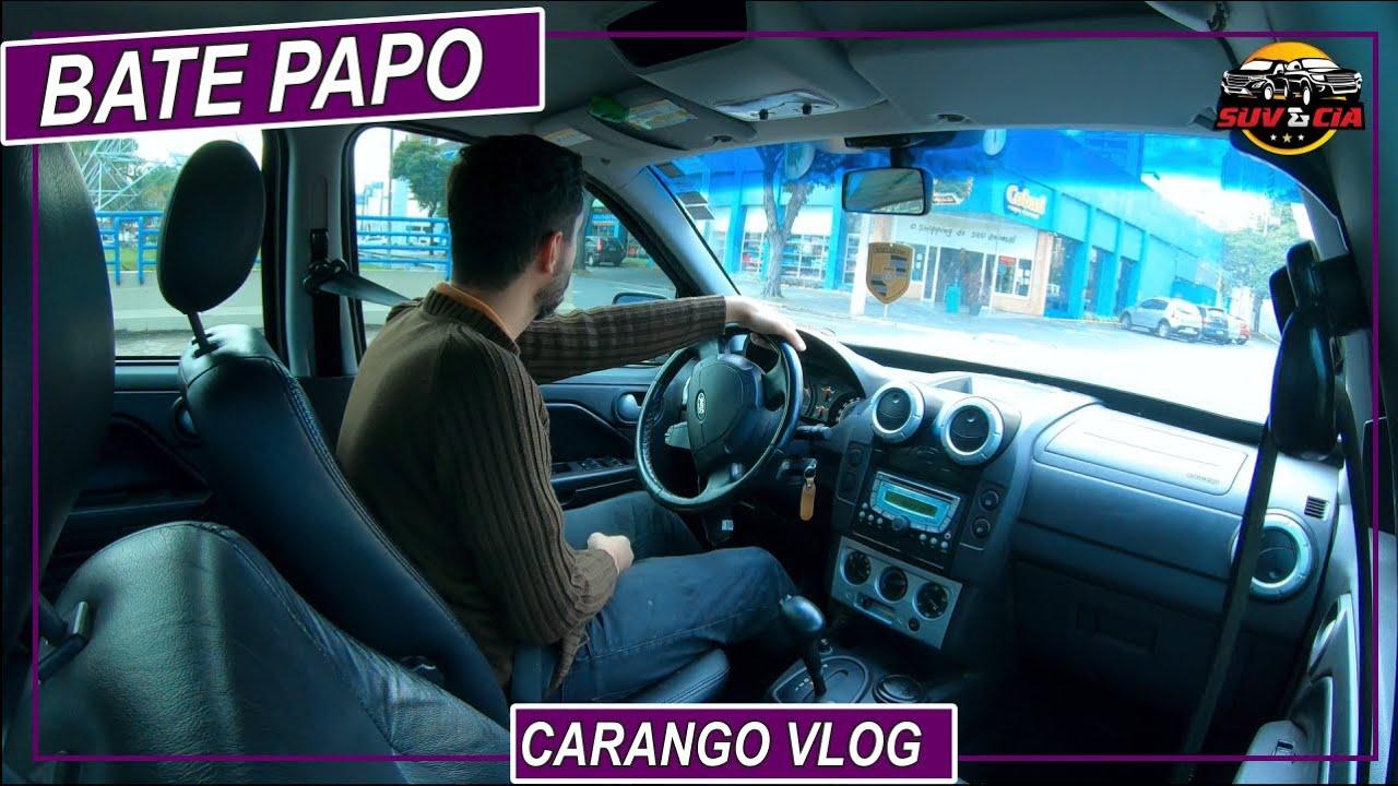 PRIMEIRO ROLE DE ECOSPORT XLT 2.0 16V AUTOMÁTICO!
