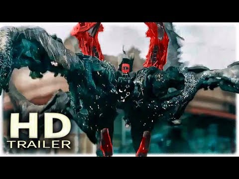 Thumbnail: REVOLT Official Trailer 2 (2017) Sci-Fi Action Movie HD