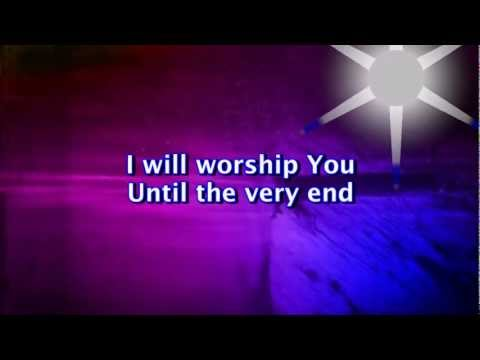 Jesus Lover Of My Soul - Hillsongs Karaoke with lyrics