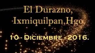 FERIA EL DURAZNO IXMIQUILPAN HIDLAGO 2016