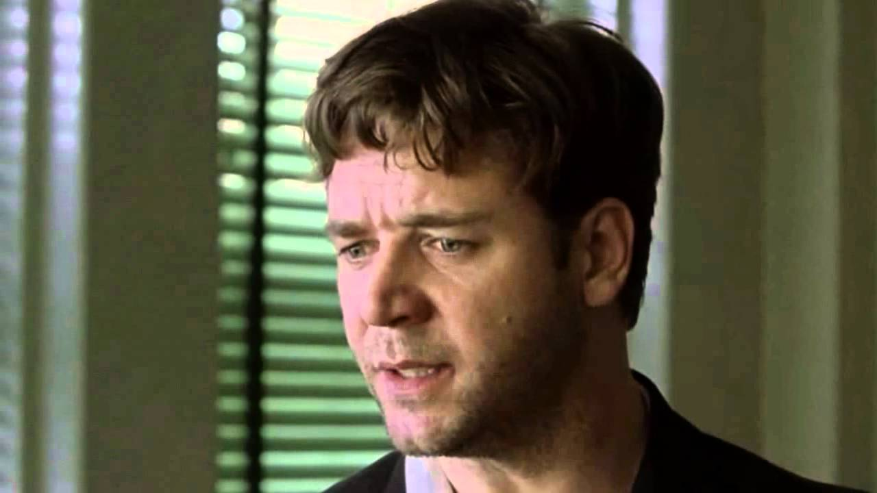 Image result for russell crowe a beautiful mind