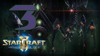 Прохождение StarCraft 2: Предчувствие тьмы #3 - Пробуждение зла [Пролог к Legacy of the Void]