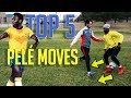 TOP 5 EASY STRIKER MOVES HOW TO PLAY LIKE PELE mp3