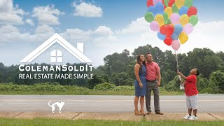 "Coleman Sold It - ""Real Estate Made Simple - Ballon Boy"" (Commercial 