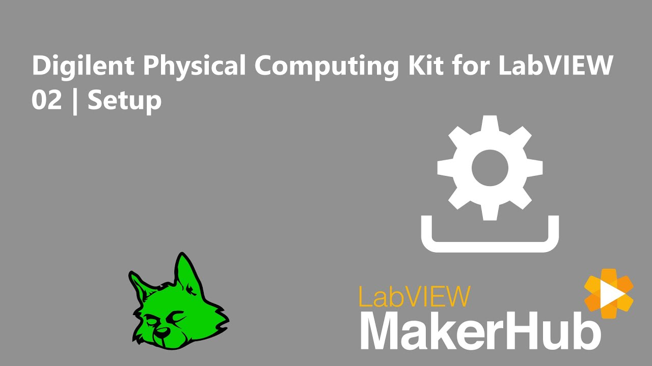 Getting Started with LINX [LabVIEW MakerHub]