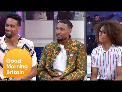 Diversity's New Tour Combines Street Dance With Circus Performance | Good Morning Britain streaming vf