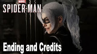 Marvel's Spider-Man: The Heist Black Cat DLC - Ending and Credits + After Credits Scene [HD 1080P]