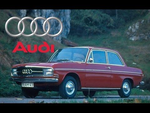 Audi F103 - Nemacki auto!!