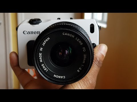 Sharp enough for 32.5mp? Sigma 56mm f/1.4 on a Canon EOS M6 ii (with autofocus test)из YouTube · Длительность: 2 мин30 с