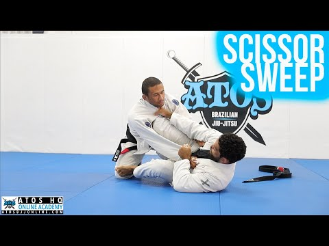 Unstoppable Scissor Sweep - Andre Galvao