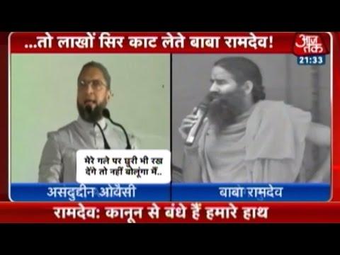 Raat 9 Baje: When Will Row Over 'Bharat Mata Ki Jai' Die Out?