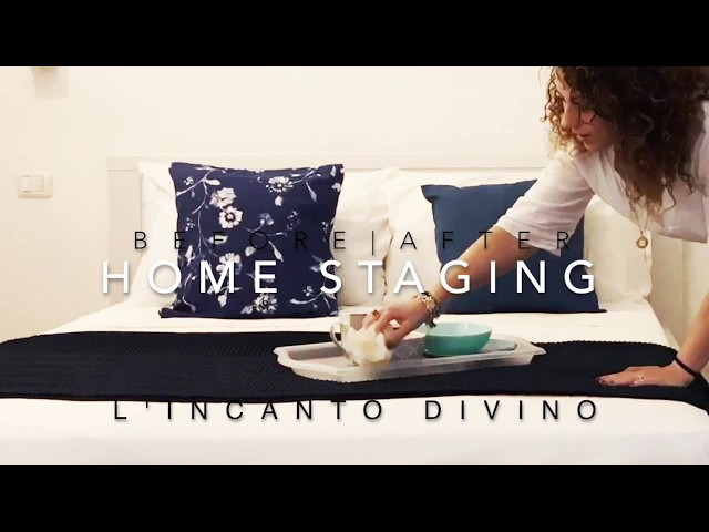 HOME STAGING | L' Incanto Divino | AFFITTI BREVI