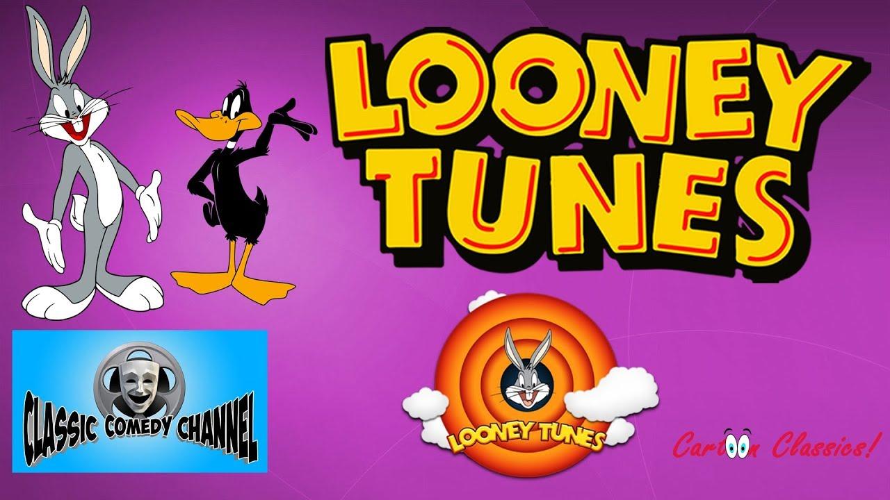 Looney Tunes Bugs Bunny Porky Pig Elmer Fudd Collection - HD