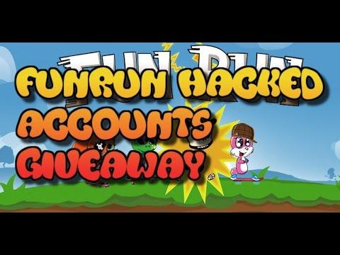 fun run 1 hacked accounts