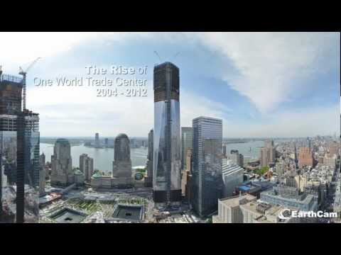 One World Trade Center Time-Lapse of Construction