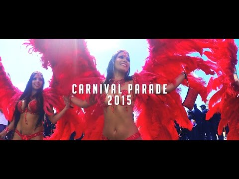 Trinidad & Tobago Carnival Parade 2015 [ NH PRODUCTIONS TT & TRINI GOODFELLAS ] (BLISS, TRIBE, YUMA) thumbnail