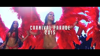 Trinidad & Tobago Carnival Parade 2015 [ NH PRODUCTIONS TT & TRINI GOODFELLAS ] (BLISS, TRIBE, YUMA)