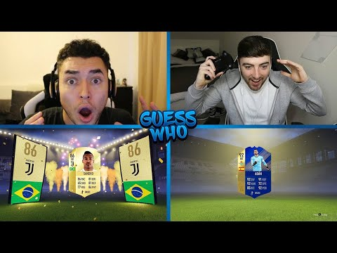 WE HIT THE JACKPOT 🔥 TOTS GUESS WHO FIFA vs Homelespenguin TOTS DISCARD PACKS
