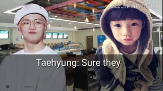 "Taehyung FF ""Living With The Mafia King"" Episode 9"