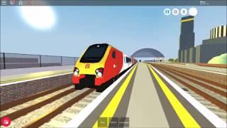 ROBLOX: Mind The Gap | Trainspotting |