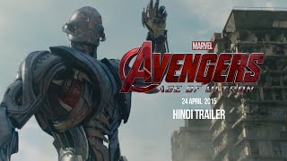 Marvel's Avengers: Age of Ultron Trailer 3 (Hindi) | Releasing 24 April 2015