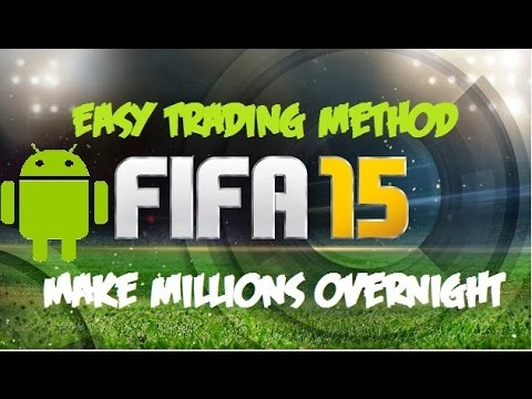 EASY FIFA 15 COIN MAKING [ANDROID] Make MILLIONS Overnight!