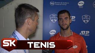 Laslo Đere za Sport Klub: Moram još mnogo truda da uložim   SPORT KLUB Tenis