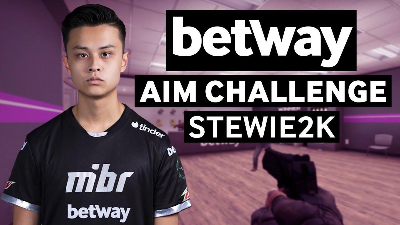 MIBR Stewie Plays Aim_Challenge Videosu