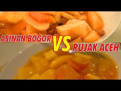 The Onsu Family -  Rujak Aceh VS Asinan Bogor