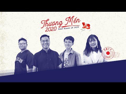 Thương Mến 2020 | RMIT Việt Nam & @Moe Đi Đâu, Thầy Nhân Nguyễn, Ishaan Trần, Lưu Danh Nhân