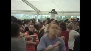Summer jam in Europe 2011 by Bgirl Tanya (Russian steps)
