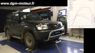 reprogrammation nissan patrol y61 td6 dijon gestion moteur. Black Bedroom Furniture Sets. Home Design Ideas