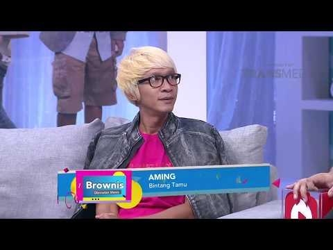 BROWNIS - Aming Susah Move On Dari Evelyn (14/12/17) Part 3