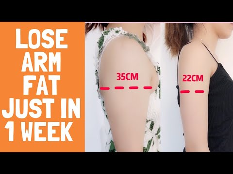 LOSE STUBBORN ARM FAT IN JUST 1 WEEK|ARM FAT LOSS DIET|�� |FITNESS, HEALTH AND BEAUTY #ROSEMEIGUI