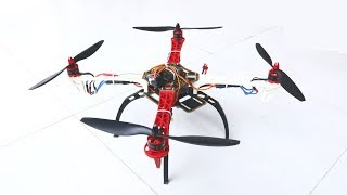 How To Make Quadcopter at Home - DIY Drone