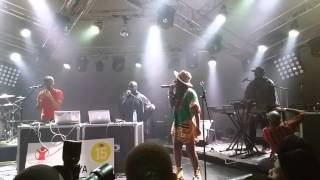 Just a Band Performs at Africa Nouveau (Part 2)