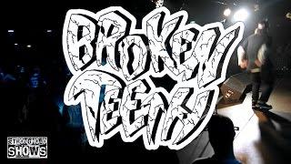 Broken Teeth - Full set - HQ sound (Stronghold Shows @ Futur/Turnhout)