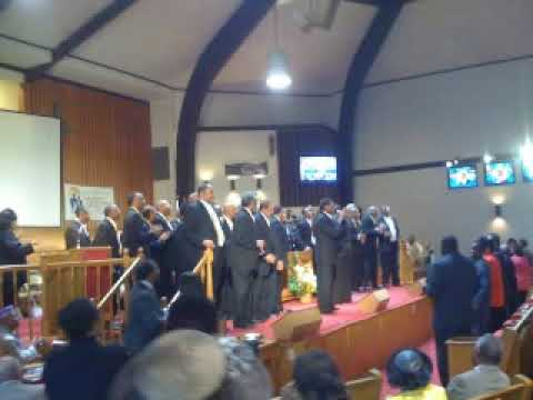 "Allen Temple BC Male Chorus ""God's Got A Blessing (With Your Name On It)"""