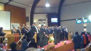 "Allen Temple BC Male Chorus ""God"