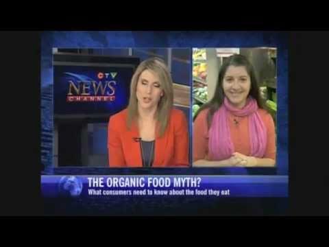 The Organic Myth:: Interview on CTV News